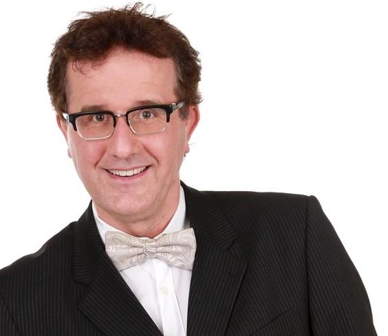 Christoph Brüske Kararettist Moderator Event und Bühne