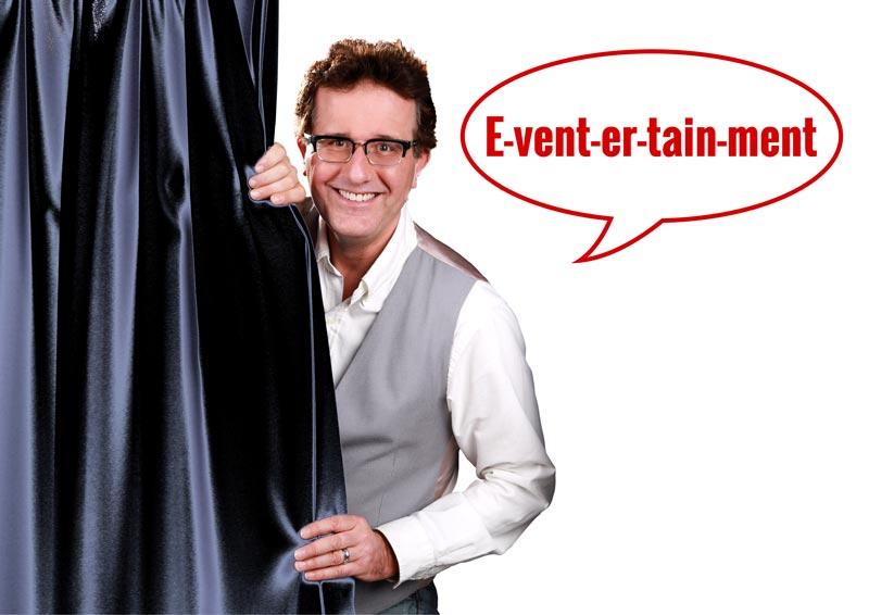 Eventertainer Christoph Brüske Kabarettist