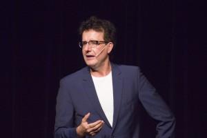 Moderator Gala Event Tagung Kabarettist Christoph Brüske