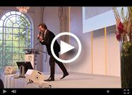 Brüske Event Moderator Firmenevent Jubiläum