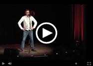 Christoph Brüske Kabarettist Sologrogramm Bühne und Theater