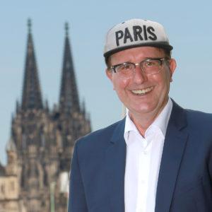 Christoph Brüske Kabarettist Köln Paris