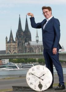 Christoph Brüske Kabarettist Kölner Dom