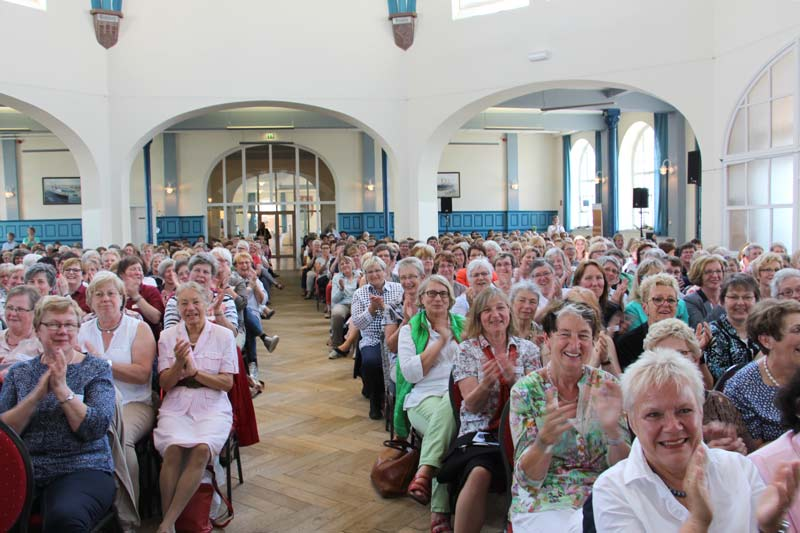 Energieprogramm Kabarett LandFrauen Cuxhaven
