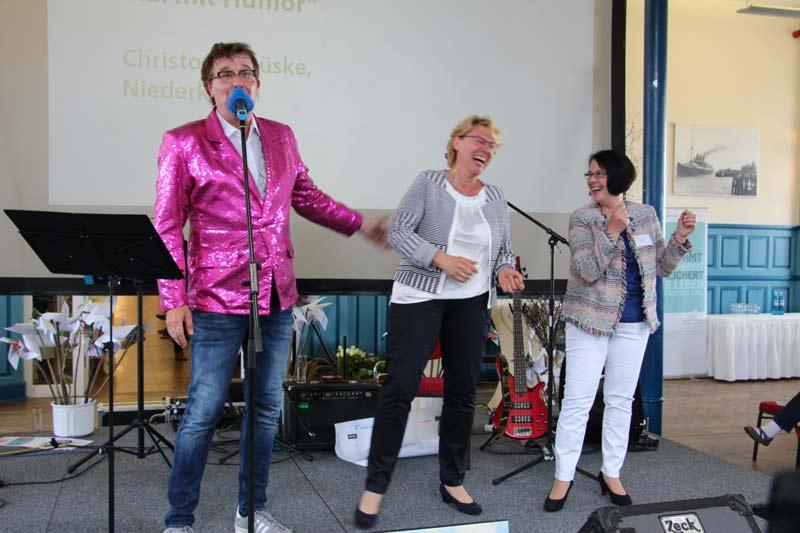 Cuxhaven Energiewende kabarettistisch präsentiert