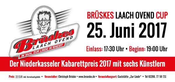 Brüskes Laach Ovend Cup 2017