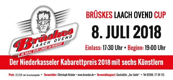 Brüske Laach Ovend 2018