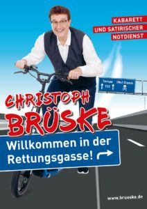 Christoph Brüske neues Solo 2019 / 2020